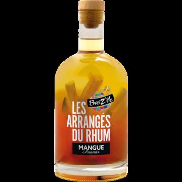 Les Arranges Mangue Ananas rum 28% 0,7