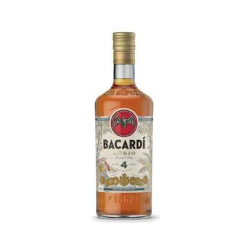 Bacardi Anejo 4 éves rum 0,7 40%