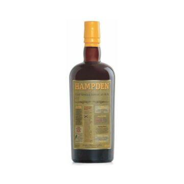 Hampden 8 éves rum - 0,7L (46%)