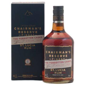 Rum Chairman's Reserve The Forgotten Casks - 0,7L (40%)