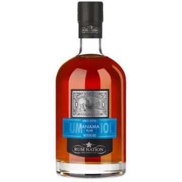 Rum Nation Panama 10 éves - 0,7L (40%)