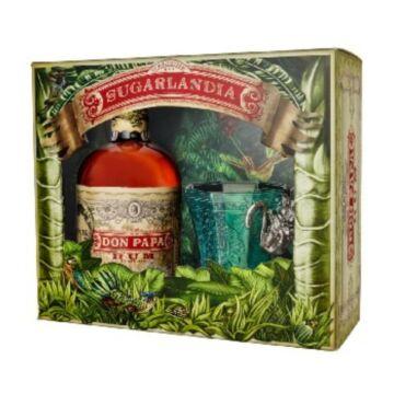 Don Papa rum 0,7 40% dd. + pohár