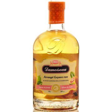 Damoiseau Rhum Arrangé Goyave Rose 0,7L (30%)