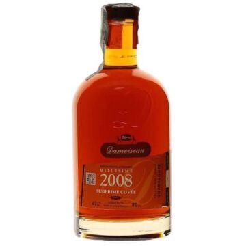 Damoiseau Full Proof Vintage 2008 Rum 0,7L (47,9%)