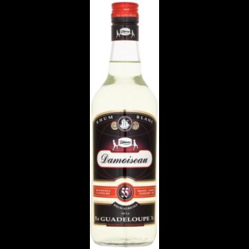 Damoiseau Rhum Blanc Overproof 0,7L (55%)