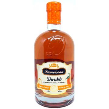 Damoiseau Shrubb Orange Likőr 0,7L (40%)