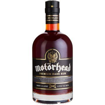 Motörhead Premium Dark Rum 40% 0,7L