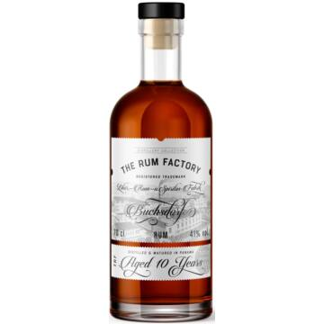 The Rum Factory 10years 0,7L 41%