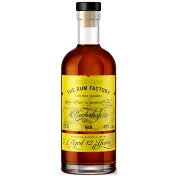 The Rum Factory 12years 0,7L 43%