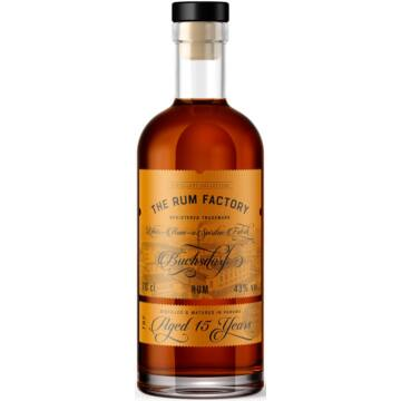 The Rum Factory 15years 0,7L 43%
