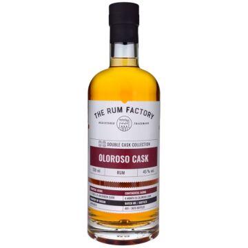 The Rum Factory Double Oloroso Cask 0,7L 45%