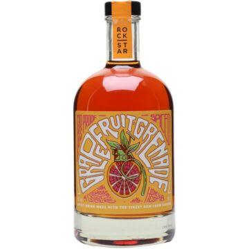 Rockstar Grapefruit Grenade Overproof Spiced Rum - 0,5L (65%)