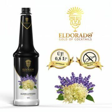 Eldorado Bodza levendula szirup 0,8