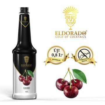 Eldorado Cseresznye szirup 0,8 L