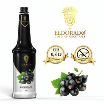 Eldorado Fekete Ribizli szirup 0,8 L