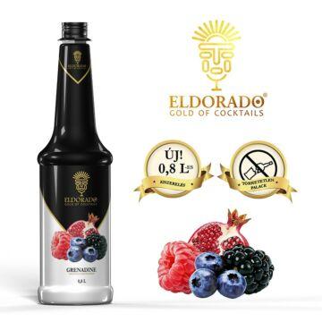 Eldorado Grenadine szirup 0,8 L