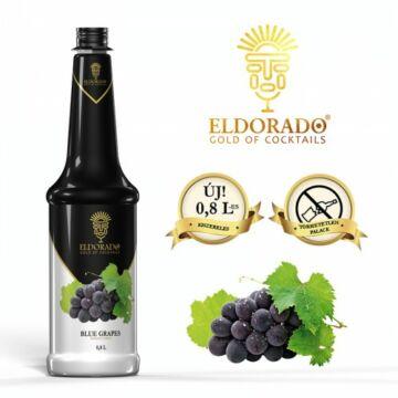 Eldorado kékszőlő szirup 0,8