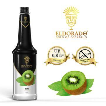 Eldorado Kiwi szirup 0,8 L