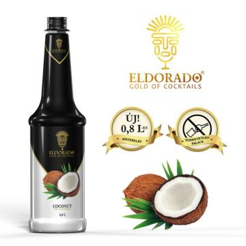 Eldorado Kókusz szirup 0,8 L