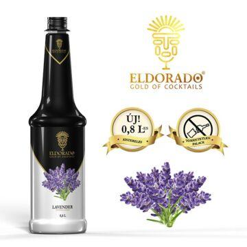 Eldorado Levendula szirup 0,8 L
