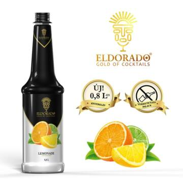 Eldorado Limonádé szirup 0,8 L