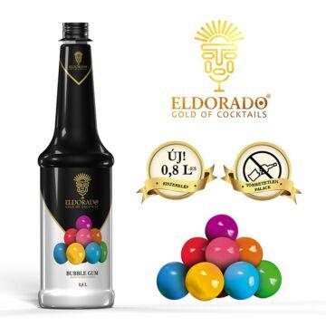 Eldorado Rágógumi szirup 0,8 L