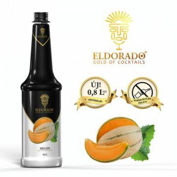 Eldorado sárgadinnye szirup 0,8