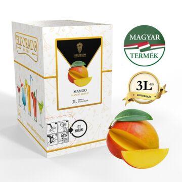 Bag in Box Eldorado mangó szirup 3 liter