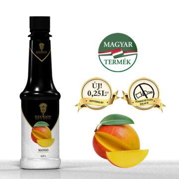 Kis Üveges Eldorado mangó szirup ,0,25