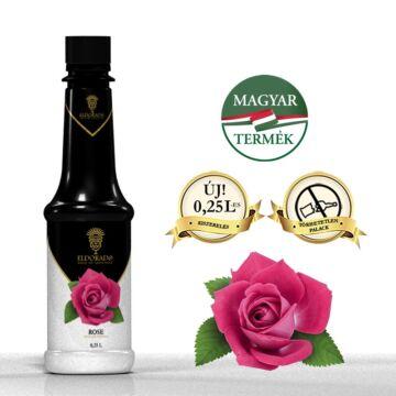 Kis Üveges Eldorado rózsa szirup 0,25