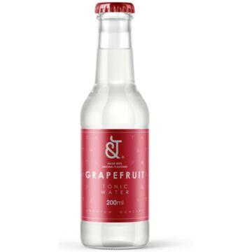 &T Grapefruit Tonic Water 0,2L