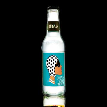 Artisan Bubbly Soda Water 200ml