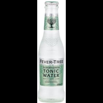 Fever Tree Elderflower Tonic 0,2L