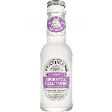 Fentimans Yuzu Tonic 125  ml