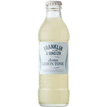 Franklin and Sons Sicilian Lemon Tonic 0,2