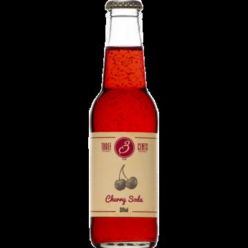 Three Cents - Cherry Soda 200 ml