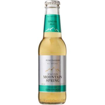 Swiss Mountain Spring Tonik - Ginger Ale - 0,2L