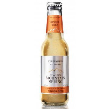 Swiss Mountain Spring Tonik - Ginger Beer - 0,2L