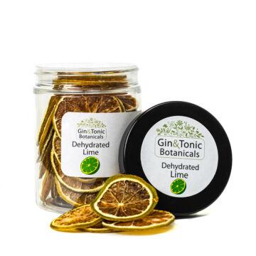 Koktél fűszer közepes tégelyben Szárított Lime karikák 35 gr