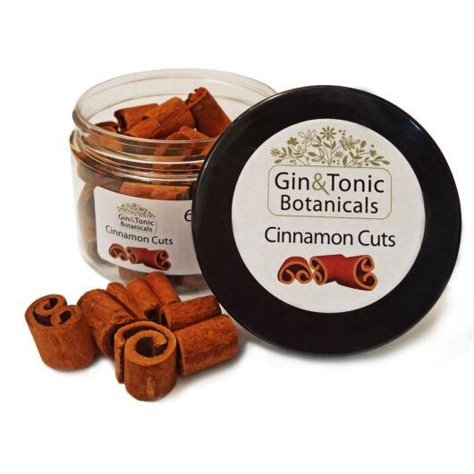 Gin Tonic Botanicals kis tégelyben fahéjgyűrű 65gr