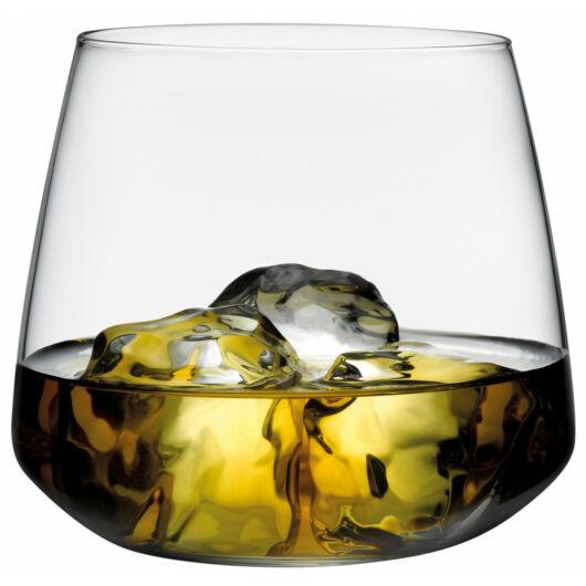 Mirage Tumbler Whiskey DOF, Whiskys kristálypohár - 400 ml (Nude Glas)