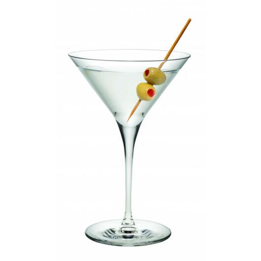 Vintage Talpas kristálypohár Martini - 290 ml (Nude Glas)