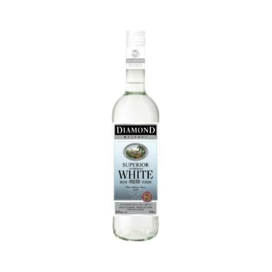 Diamond Reserve White Rum 1,0 37,5% Guyanai Rum / El Dorado Rum Ltd