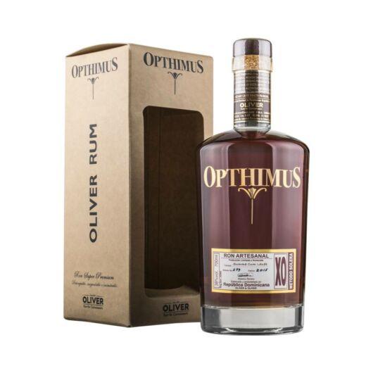Opthimus XO rum 38% pdd. 0,7