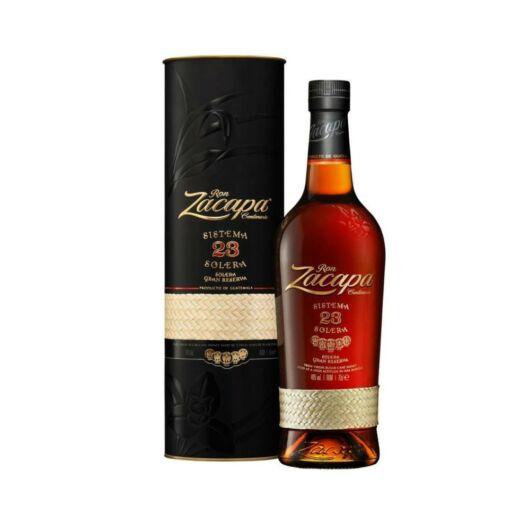 Ron Zacapa Centenario no.23 rum dd. 0,7L 40%
