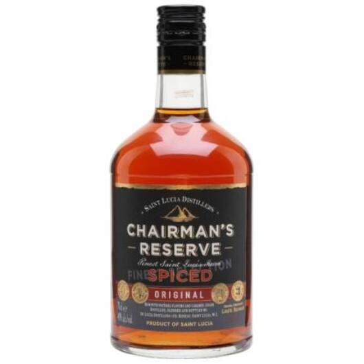Chairman's Reserve Spiced rum 0,7L 40%