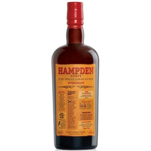 Hampden Overproof rum - 0,7L (60%)
