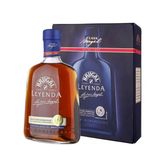 Brugal Leyenda rum 0,7L 38% pdd.