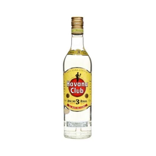 Havana Club 3 éves Rum 1L 40%