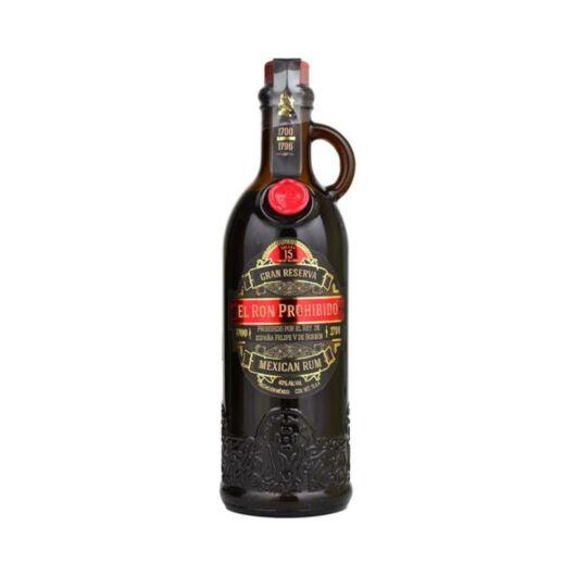 Prohibido 15 éves Solera Reserve Rum 0,7L 40%